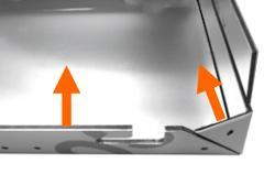 (4)Сложите треугольник с боковой стороной